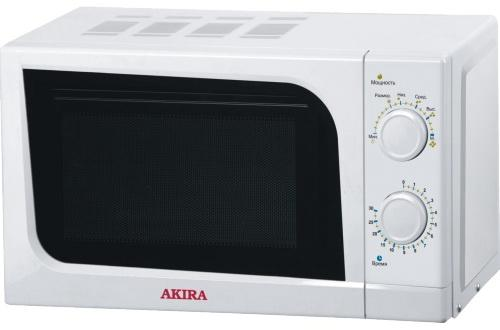 Микроволновая печь Akira P70H20P-FY1 700 Вт белый телевизор akira 40led01t2m