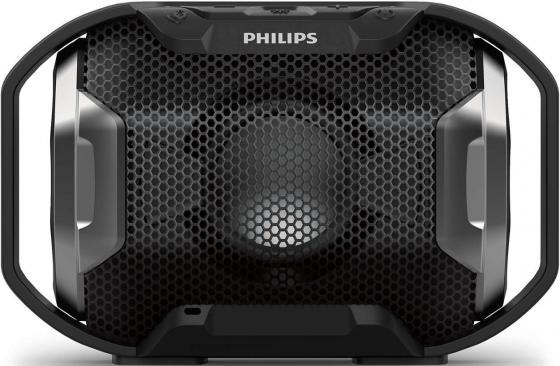 Портативная акустикаPhilips SB300B/00 черный мультиварка philips hd3134 00 белый черный