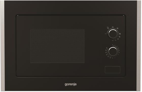 Встраиваемая микроволновая печь Gorenje BM171E2XG 700 Вт чёрный