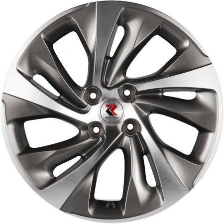 Диск RepliKey Peugeot 3008 7.5xR17 4x108 мм ET29 GMF [RK00512] коврики в салон peugeot 3008 2008 ун 4 шт текстиль nlt 38 19 22 110kh
