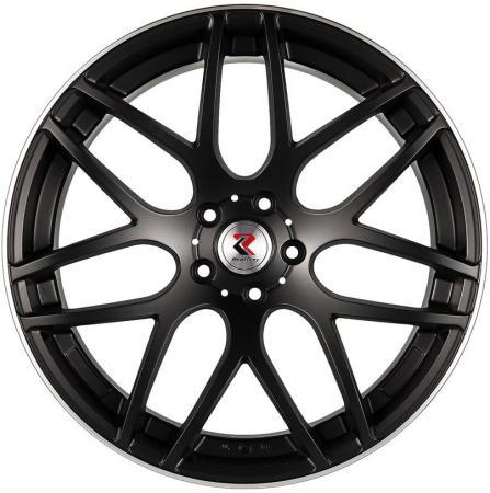 Диск RepliKey BMW Х6/X5 (передняя ось) 10xR20 5x120 мм ET40 Matt Black/ML RK9739 литой диск replikey rk95010 bmw х6 x5 10 5x20 5x120 et35 d74 1 gmf