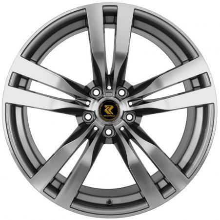 Диск RepliKey BMW Х6/X5 (задняя ось) 11xR20 5x120 мм ET37 GMF RK9567 литой диск replica fr lx 98 8 5x20 5x150 d110 2 et54 gmf