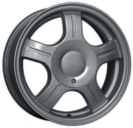 Диск K&K Статус М (КС408) 5.5xR14 4x98 мм ET35 Дарк платинум колесные диски кик игуана 6 5x15 4x98 d67 1 еt28 блэк платинум