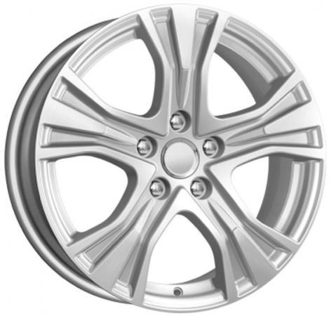 цена на Диск K&K Nissan Teana (КСr673) 7xR17 5x114.3 мм ET45 Сильвер 63563
