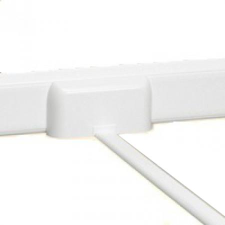 Переходник на напольный кабель-канал Legrand 10771 цена и фото