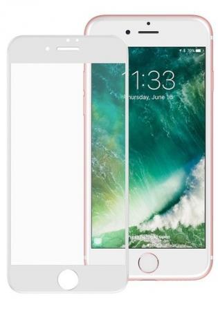 Защитное стекло LAB.C 3D Diamond Glass для iPhone 7 Plus белый LABC-315-WH lab c diamond glass labc 311 защитное стекло для iphone 7 plus clear