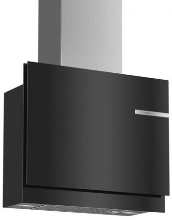 Вытяжка каминная Bosch DWF67KM60 черный цена