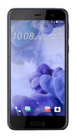 "где купить Смартфон HTC U Ultra синий 5.7"" 64 Гб NFC LTE Wi-Fi GPS 3G 99HALU072-00 по лучшей цене"