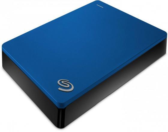 Фото - Внешний жесткий диск 2.5 USB 3.0 5Tb Seagate Backup Plus Portable синий STDR5000202 seagate backup plus core 2tb 20 летие gold edition usb3 0 2 5 дюймовый жесткий диск stdr2000307