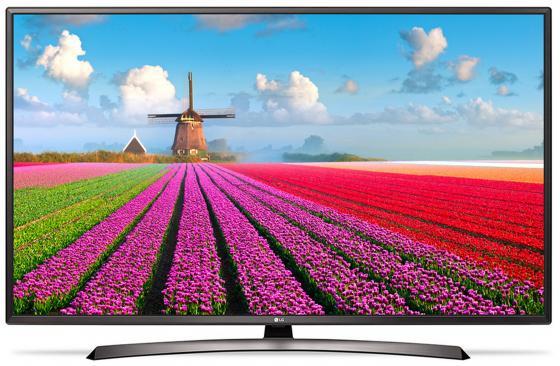 Телевизор 55 LG 55LJ622V коричневый 1920x1080 50 Гц Wi-Fi Smart TV RJ-45 S/PDIF жк телевизор lg 55 55lj622v 55lj622v