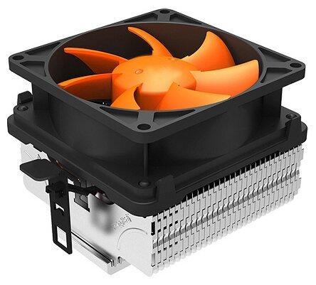 Кулер для процессора Crown CM-82 Socket 775/1150/1151/1155/1156/AM2/AM2+/AM3/AM3+/FM1/FM2/FM2+/754/939/940 кулер deepcool gamma archer pro gammaarcherpro intel lga1155 lga1156 lga775 amd fm2 fm1 am3 am3 am2 am2 940 939 754