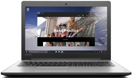 Ноутбук Lenovo IdeaPad 310-15 15.6 1920x1080 Intel Core i3-6006U 1Tb 6Gb nVidia GeForce GT 920MX 2048 Мб серебристый Windows 10 Home 80SM01RNRK ноутбук asus k501lb 15 6 intel core i5 5200u 1tb 6gb dos nvidia gf940 2gb black