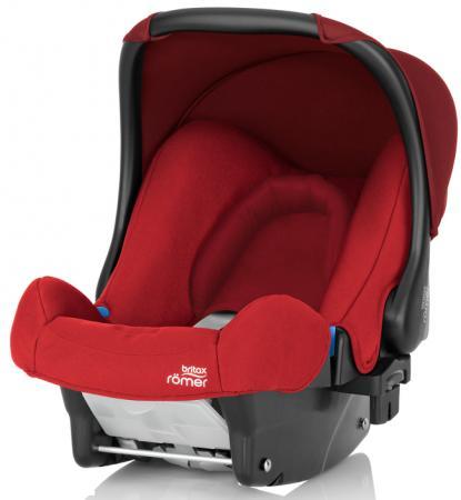 Автокресло Britax Romer Baby-Safe (flame red trendline) автокресло britax romer primo flame red trendline