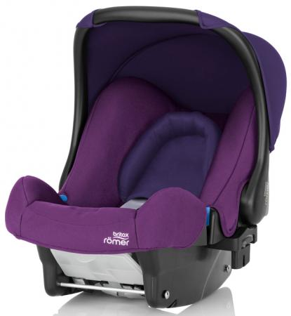 Автокресло Britax Romer Baby-Safe (mineral purple trendline) автокресло britax romer king ii mineral purple trendline