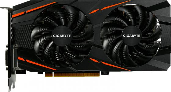 Видеокарта GigaByte Radeon RX 580 GV-RX580GAMING-4GD PCI-E 4096Mb 256 Bit Retail цена и фото