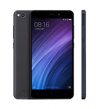 Смартфон Xiaomi Redmi 4A серый 5 32 Гб LTE GPS Wi-Fi 3G REDMI4AGR32GB смартфон asus zenfone live zb501kl золотистый 5 32 гб lte wi fi gps 3g 90ak0072 m00140