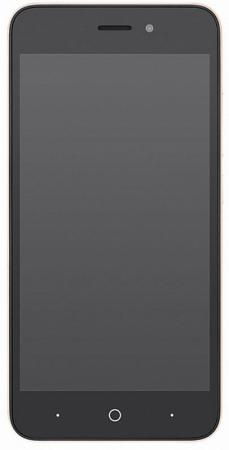 Смартфон ZTE Blade A601 золотистый 5 8 Гб LTE Wi-Fi GPS 3G смартфон zte blade 601 черный 5 8 гб lte wi fi gps 3g bladea601black