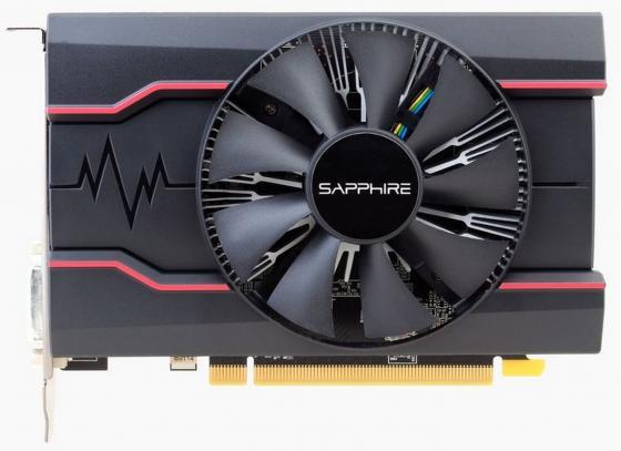 Видеокарта 4096Mb Sapphire RX 550 PCI-E DVI HDMI 11268-01-20G Retail видеокарта sapphire 21275 02 20g