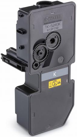 Картридж Kyocera TK-5240K для Kyocera P5026cdn/cdw M5526cdn/cdw черный 4000стр картридж sakura cyan для kyocera mita ecosys p5026cdn p5026cdw m5526cdn m5526cdw 3000к