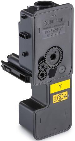 Картридж Kyocera TK-5240Y для Kyocera P5026cdn/cdw M5526cdn/cdw желтый 3000стр kyocera dk 715