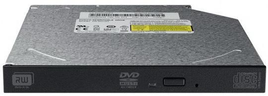 Привод для ноутбука DVD±RW Lite-On DS-8ACSH SATA черный OEM привод для ноутбука dvd±rw lg gtc0n sata черный oem