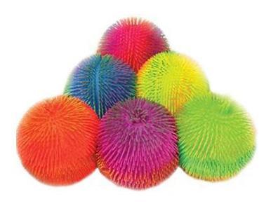 Мяч 1toy Ё-Ёжик Т52160 23 см в ассортименте 1toy игрушка антистресс ё ёжик животное цвет бежевый
