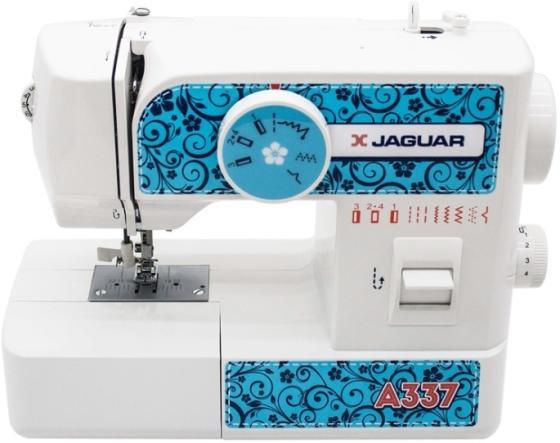 Швейная машина Jaguar A-337 белый/рисунок цена