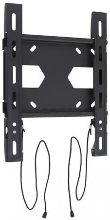 Кронштейн Holder LCD-F2511-B черный для ЖК ТВ 19-42 настенный от стены 20мм наклон 0° VESA 300x300 до 40 кг tm070rdhp17 00 tm070rdhp17 lcd displays screen