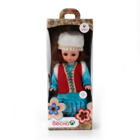 Кукла ВЕСНА Айгуль 35 см со звуком В399/о кукла весна 35 см