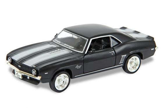 Автомобиль Hoffmann Chevrolet Camaro SS 1:32 черный чехлы для телефонов htc чехол one m8s hc v941