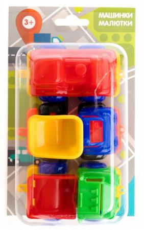 Игровой набор Пластмастер Малютка пластмастер игровой набор кто в доме хозяин