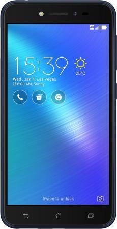 Смартфон ASUS ZenFone Live ZB501KL черный 5 32 Гб LTE Wi-Fi GPS 3G 90AK0071-M00930 смартфон micromax q334 canvas magnus черный 5 4 гб wi fi gps 3g