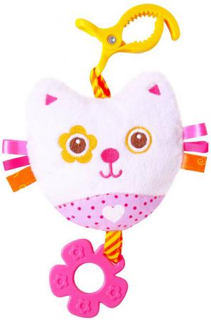 Развиващая игрушка Мякиши Шумякиши подвеска Котёнок мягкая игрушка союзмультфильм котёнок гав 18см