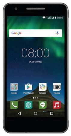 Смартфон Philips Xenium X588 черный 5 32 Гб LTE Wi-Fi GPS 3G смартфон philips xenium s327 синий 5 5 8 гб lte wi fi gps 3g