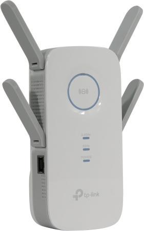 Точка доступа TP-LINK RE650 AC2600 802.11aс 2533Mbps 2.4 ГГц 5 ГГц белый