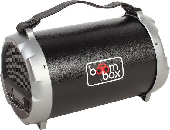 Портативная акустика Ginzzu GM-886B черный цена и фото