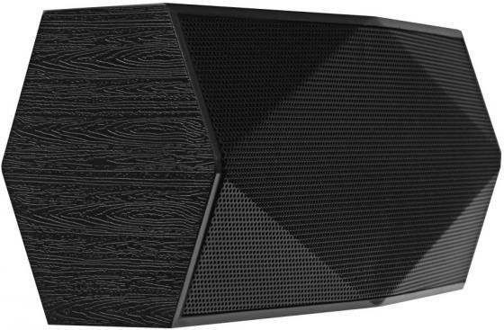 Портативная акустика Ginzzu GM-891B черный цена и фото