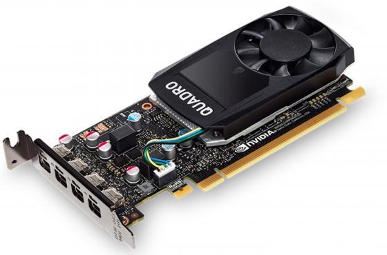 Видеокарта PNY Quadro P600 VCQP600BLK-1 PCI-E 2048Mb 128 Bit OEM pci e to