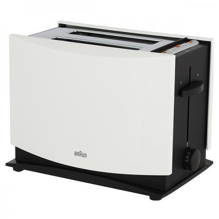 Тостер Braun HT450WH белый тостер braun ht 400 белый
