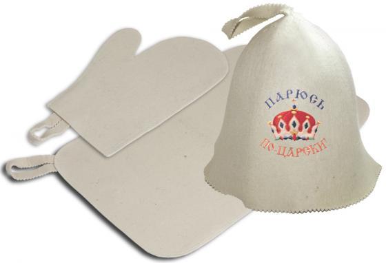 Набор Банные штучки 41089 халаты банные lelio халат
