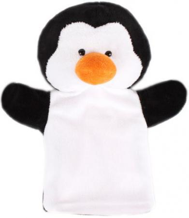 Кукла на руку Жирафики Пингвин 25 см 939439 жирафики кукла на руку котенок 25 см
