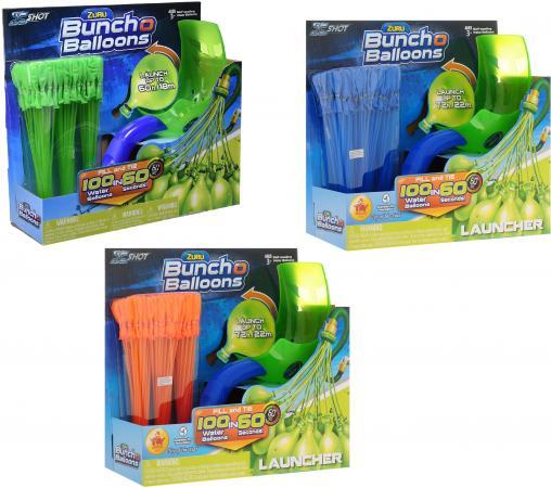 Игровой набор Bunch O Balloons ZURU Продвинутый набор из 100 шаров с пусковым устройством Z1241 artificial lavender bunch with 5pcs branch