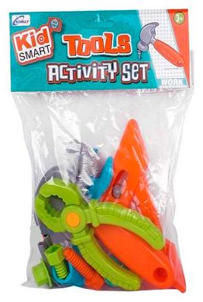 Набор инструментов Shantou Gepai Мамин помощник KM-137A игрушечные инструменты shantou gepai набор инструментов маленький мастер