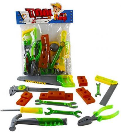 Набор инструментов Shantou Gepai SY551-1/2 17 предметов набор инструментов shantou gepai tool 17 предметов m718 7