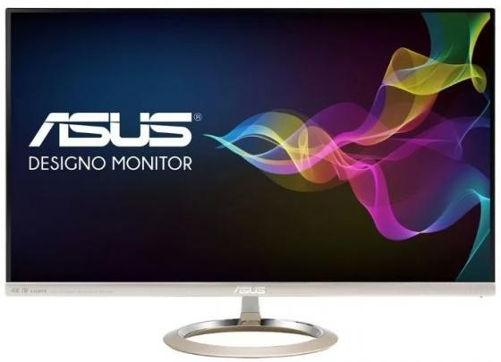 Монитор 27 ASUS MX27UC черный серебристый AH-IPS 3840x2160 300 cd/m^2 5 ms HDMI DisplayPort VGA Аудио USB монитор 27 asus mx27uc
