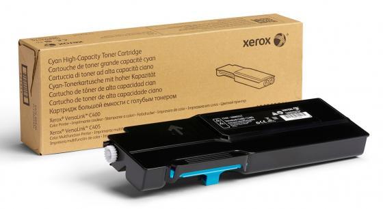 Картридж Xerox 106R03522 для VersaLink C400/C405 голубой 4800стр картридж xerox 106r03523 для versalink c400 c405 пурпурный 4800стр