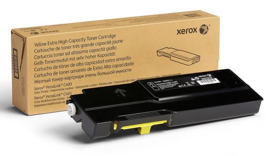 Фото - Картридж Xerox 106R03533 для VersaLink C400/C405 желтый 8000стр картридж nvp совместимый nv 106r03533 yellow для xerox versalink c400 c405 8000k