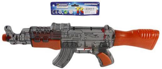 Водяной автомат Shantou Gepai AK-47 серый коричневый CH802-1C автомат shantou gepai ак 47 серый 1b00712