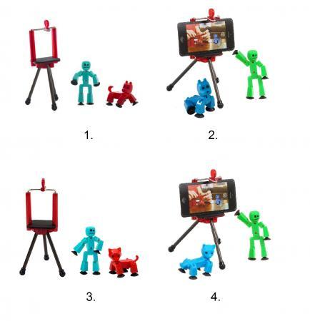 Купить Игровой набор STIKBOT TST615A, Игровые наборы для мальчиков
