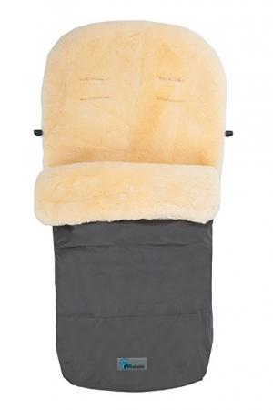 цена на Зимний конверт Altabebe Lambskin Footmuff (MT2200-LP/dark grey 64)